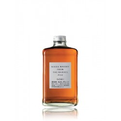 Bouteille de whisky japonais Nikka From The Barrel format 50cl