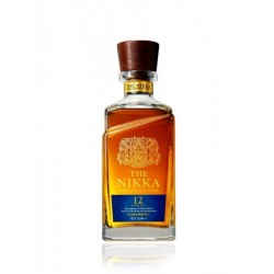 Bottle of Japanese whisky The Nikka 12 ans format 70cl