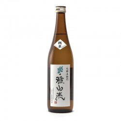 Bottle of japanese sake Uragazaunryu format 72cl