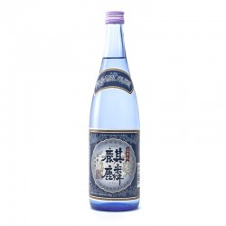 Bottle of Japanese sake Homare Kirin Junmaï format 72cl