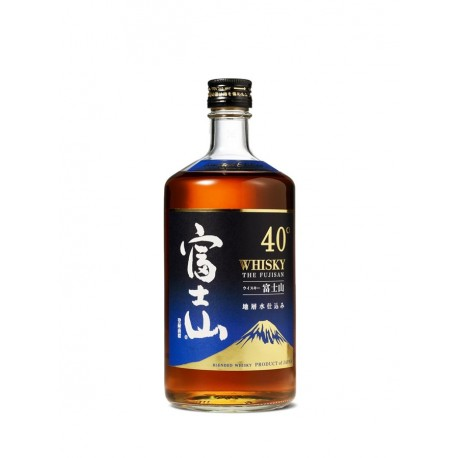 Whisky japonais The Fujisan 70cl