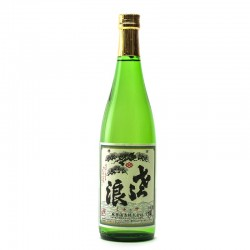 Bottle of Japanese sake, Biwano Sazanami - Classic, format 72cl