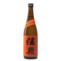 Bottle of Japanese sake Kanbara format 72cl