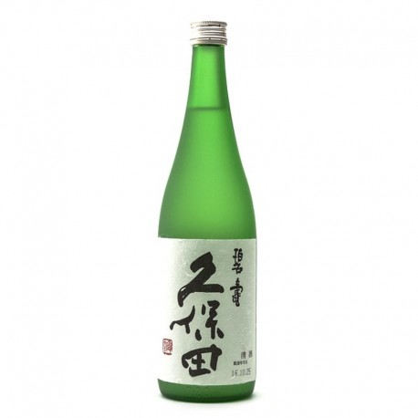 Bottle of Japanese sake Kubota Hekiju format 72cl