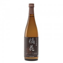 Bottle of Japanese sake Kikka format 72cl