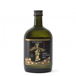 Bottle of shochu Kuro Kirishima format 70cl
