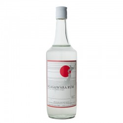 Bottle of Japanese rum Ogasawara Rum format 70cl