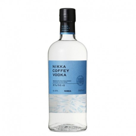 Bottle of NIKKA Coffey Vodka, japanese vodka, format 70cl