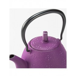Tea Pot Rice Purple