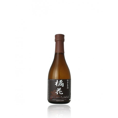 Bottle of Japanese sake Kikka format 30cl