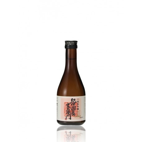 Bottle of Japanese sake, Kinokuniya Junmaï Ginjo, format 30cl