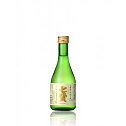 Bottle of Japanese sake, Shichiken Junmaï Ginjo, format 30cl