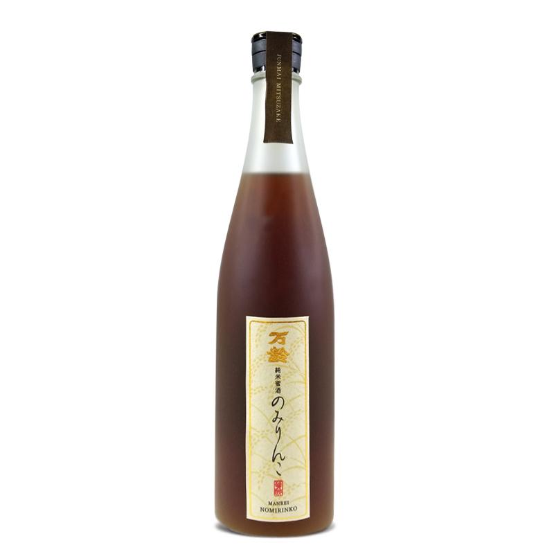 Bouteille de mirin japonais à boire Nomirinko 72cl
