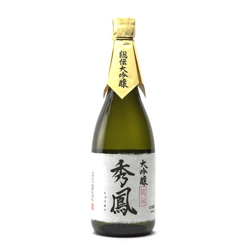 Bouteille de saké japonais Shuho Soden Legend