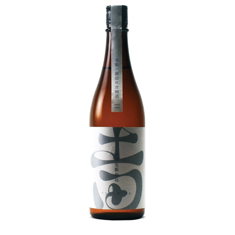 Bouteille de saké japonais Tsuchida Kimoto Junmai Daiginjo
