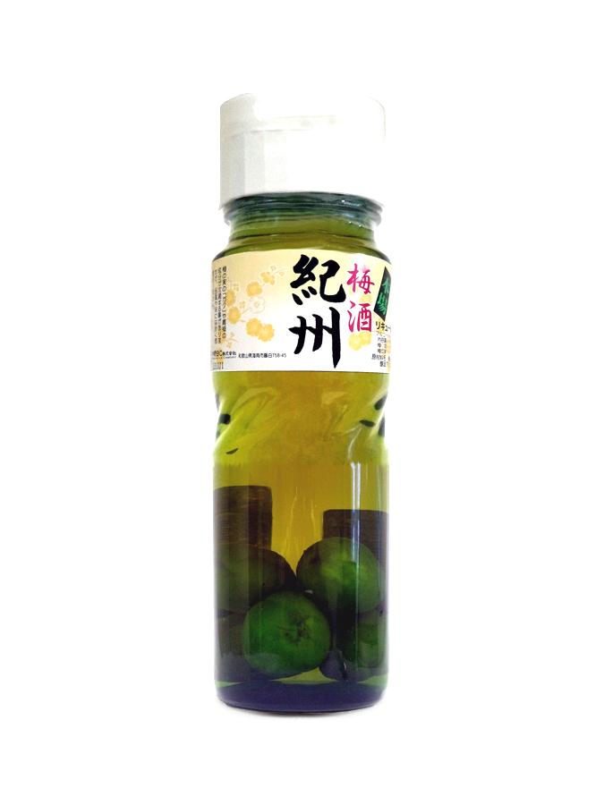 Bouteille de liqueur de prune japonaise Kishu Umeshu