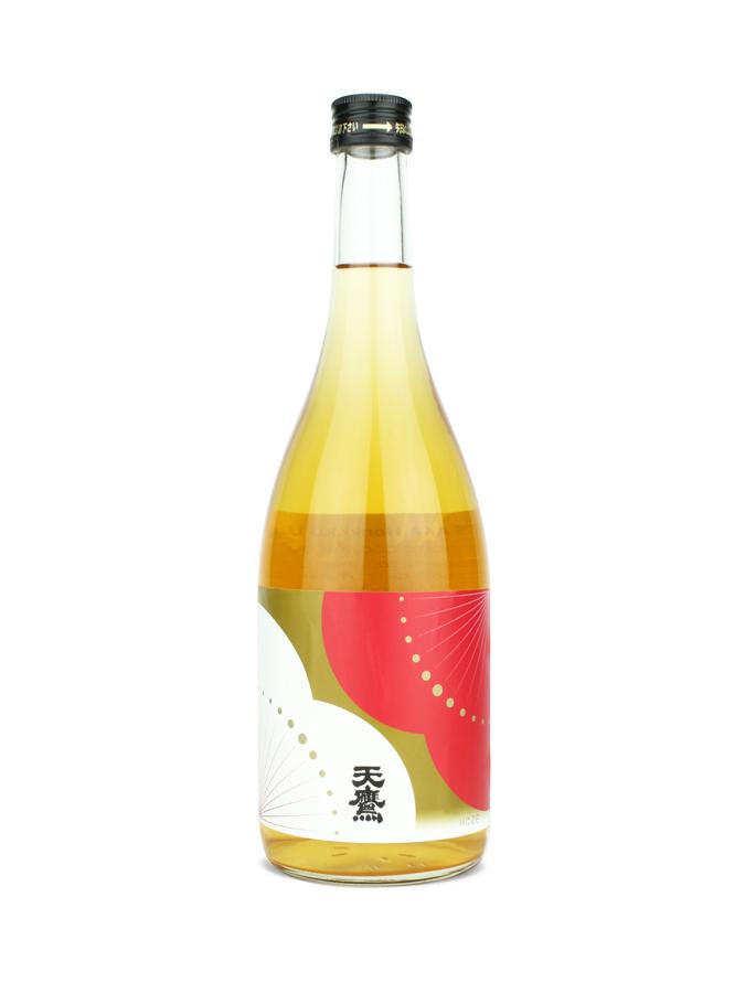 Bouteille de liqueur de prune japonaise Tentaka Umeshu
