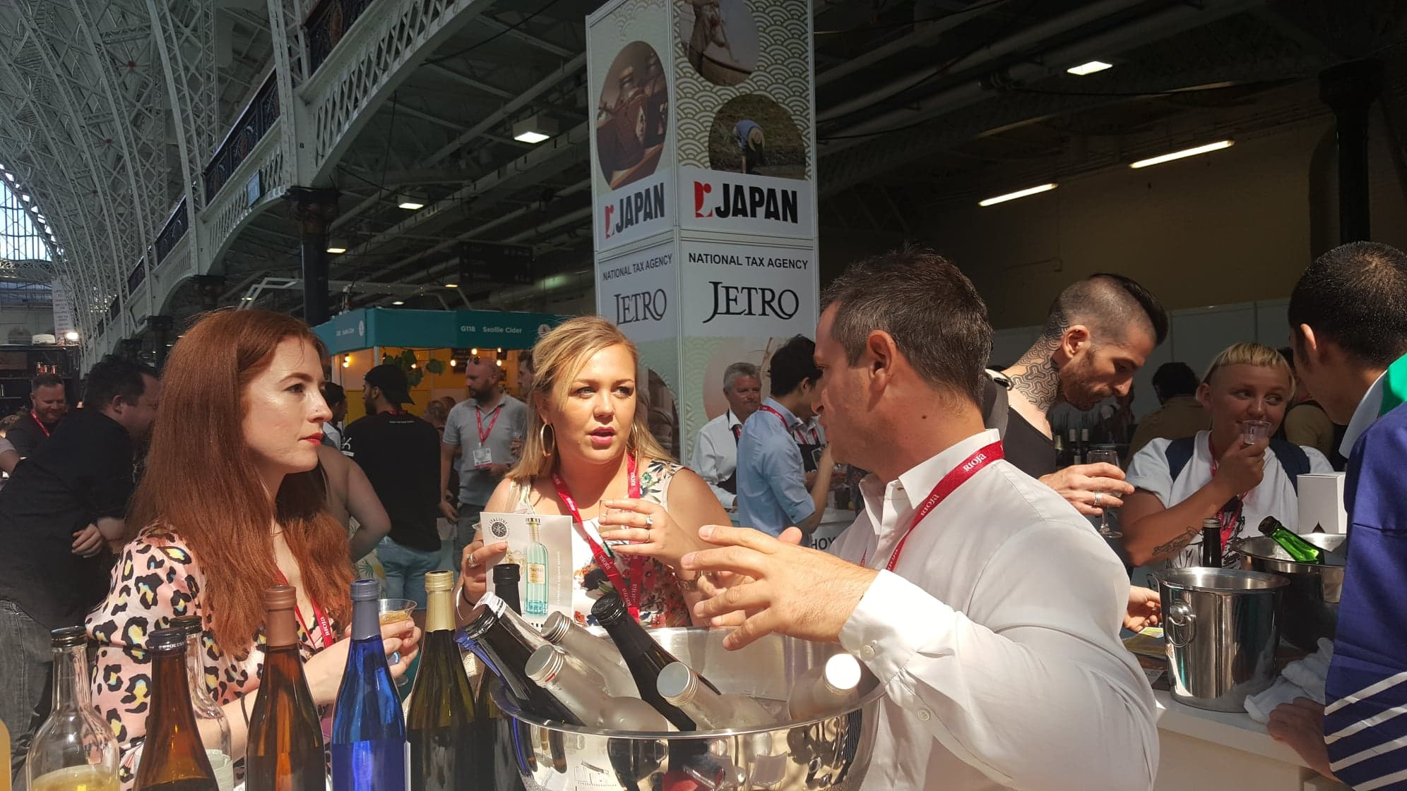 Salon Imbibe Live London