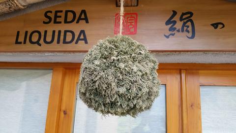Brasserie espagnole de Sada Liquida dans les pyrénées