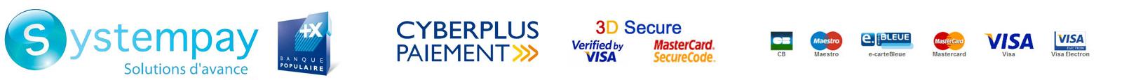 logo cyberplus paiement sécurisé