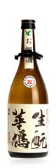 bouteille de saké japonais hanahato kimoto 72cl
