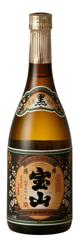 bouteille de shochu japonais Satsuma Houzan 70 cl