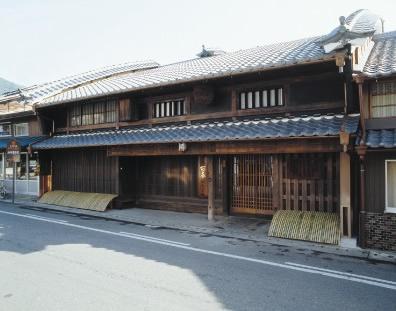Brasserie de saké de Kosaka Shuzojo