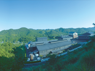 From the hills of Kagoshima, overview of Nishi Shuzo Shochu distillery