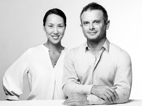 Arisa Suda et Jean Jacques Bacci Société Midorinoshima
