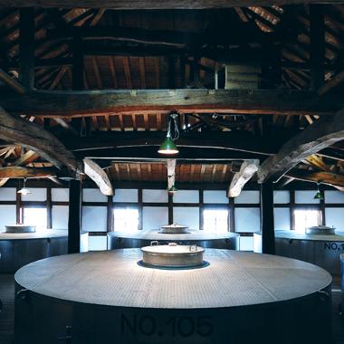 Brasserie de saké japonais de Setou Shuzo, préfecture de Saga, Japon