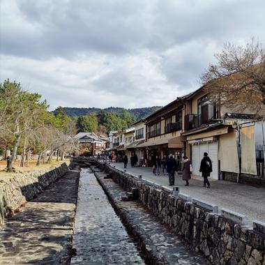 Distillerie de whisky japonais de Chugoku Jozo à Hiroshima