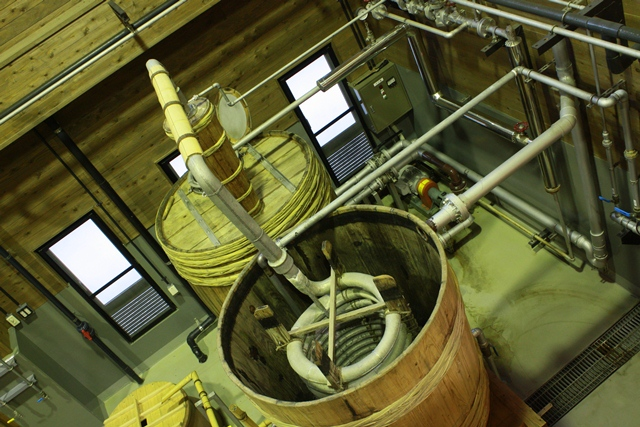 distillation shochu